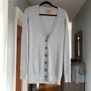 Tory Burch Simone Cardigan Sweater